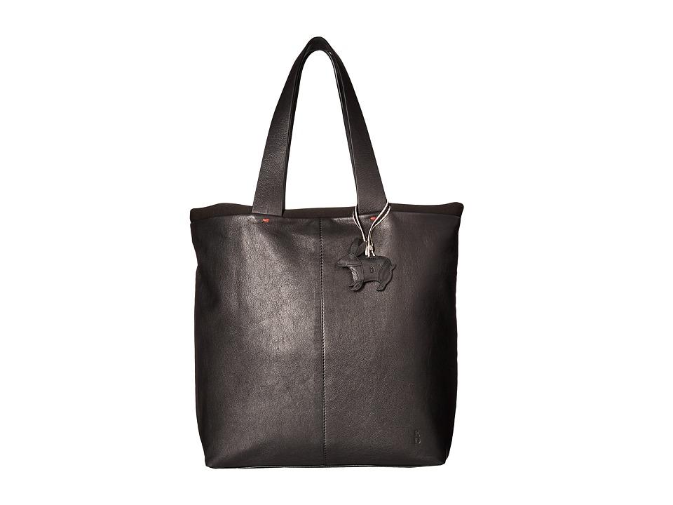 ED Ellen DeGeneres - Monterey Tote (Black/Black) Tote Handbags