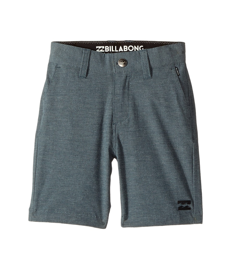 Billabong Kids - Crossfire X Shorts (Toddler/Little Kids) (Algae) Boy's Shorts