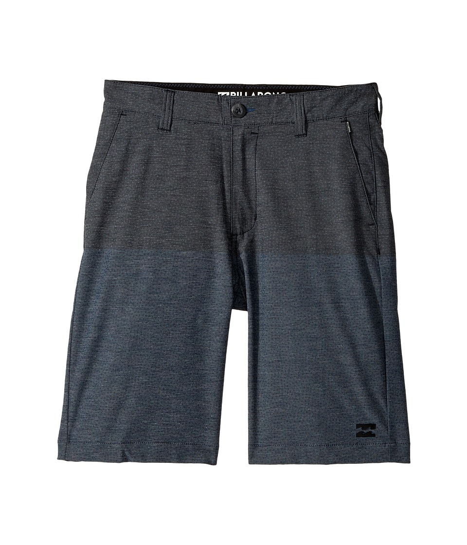 Billabong Kids - Crossfire X Line Up Short (Big Kids) (Navy) Boy's Shorts
