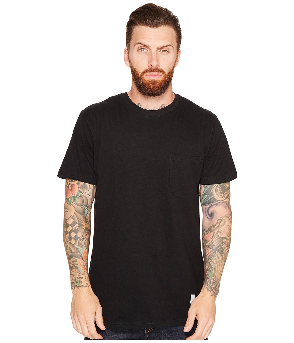 Akomplice - Pocket T-Shirt (Basics) (Black) Men's T Shirt