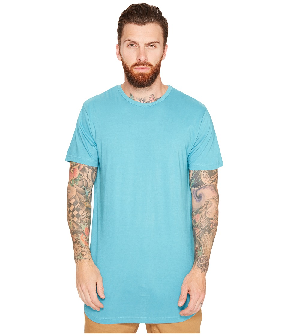 Akomplice - Moan T-Shirt (Teal) Men's Clothing