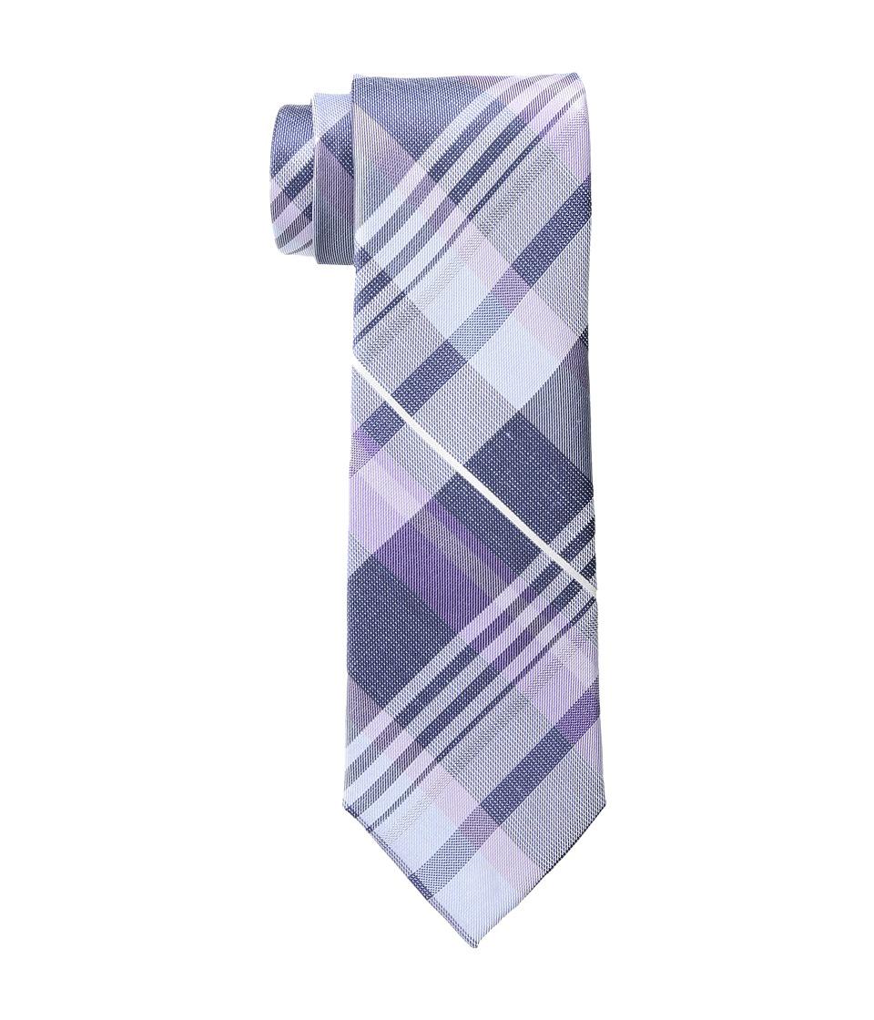 MICHAEL Michael Kors - Spring Plaid (Purple) Ties