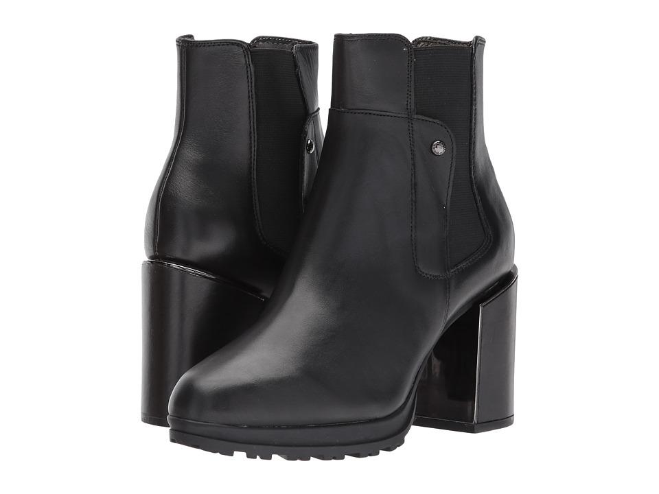 Jambu Anita Water-Resistant (Black Premium Calf Leather) Women