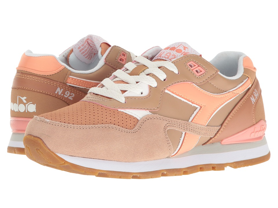 Diadora - N-92 WNT (Dusty Coral) Athletic Shoes