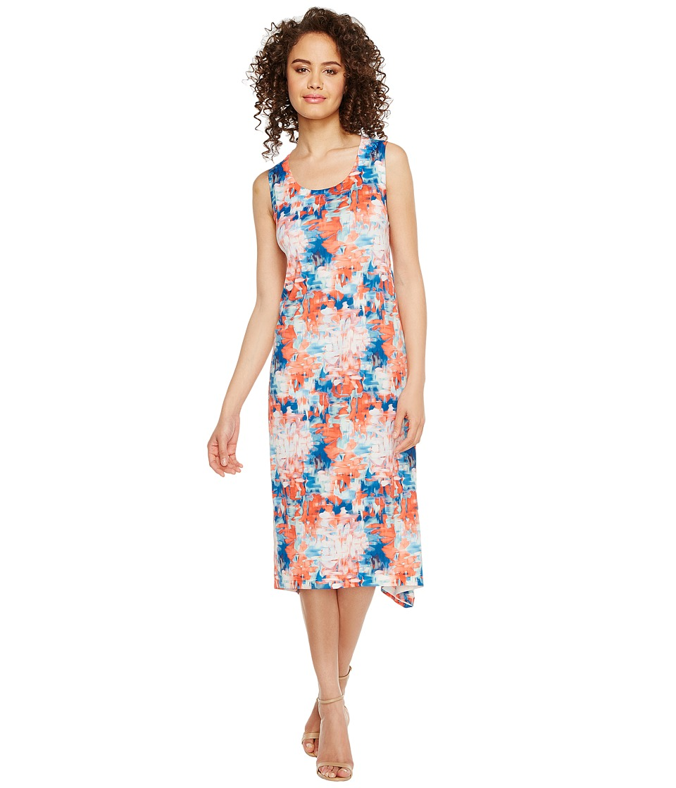 Nally & Millie - Floral Blast Printed Dress (Multi) Women's Dress