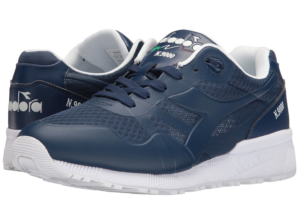 Diadora - N9000 MM II (Saltire Navy) Athletic Shoes
