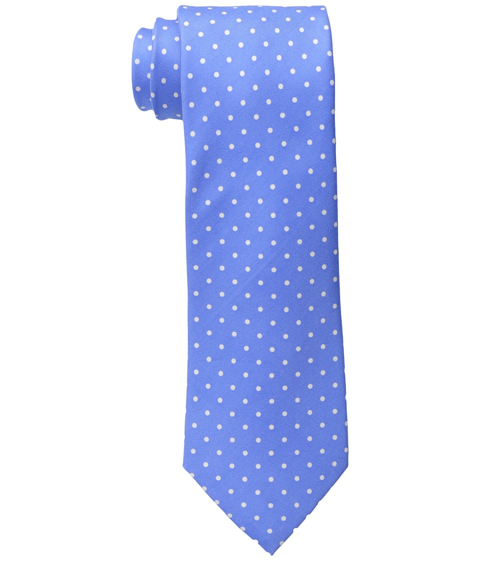 Tommy Hilfiger - Dot Print (Blue) Ties