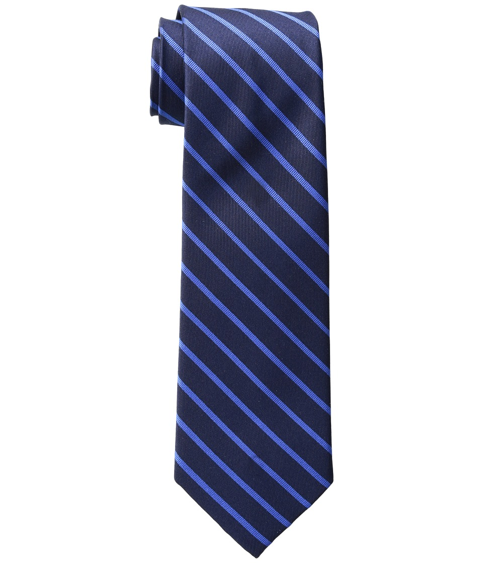 Tommy Hilfiger - Exotic Stripes (Royal Blue) Ties