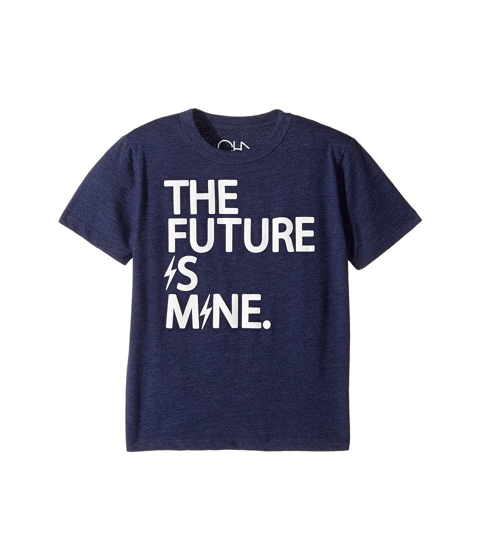 Chaser Kids - Future Is Mine Tee (Little Kids/Big Kids) (Snorkel) Boy's T Shirt