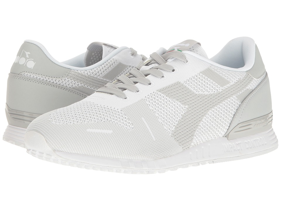 Diadora - Titan Weave (Grey Rock) Athletic Shoes