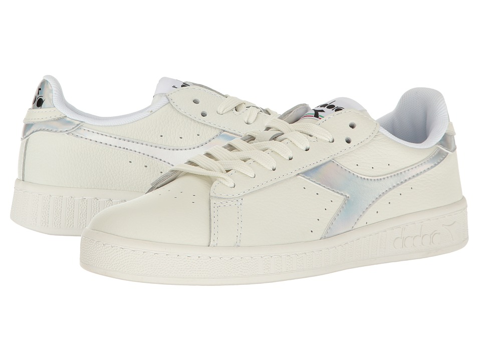 Diadora - Game Hologram (White) Athletic Shoes