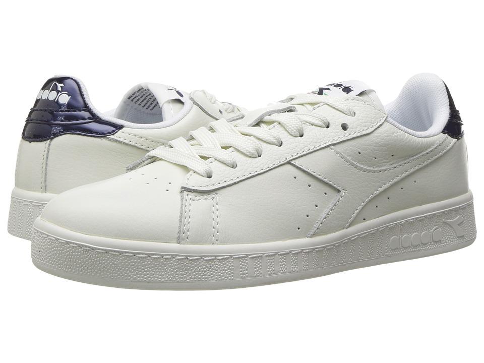 Diadora Game L Low Mirror (Saltire Navy) Athletic Shoes