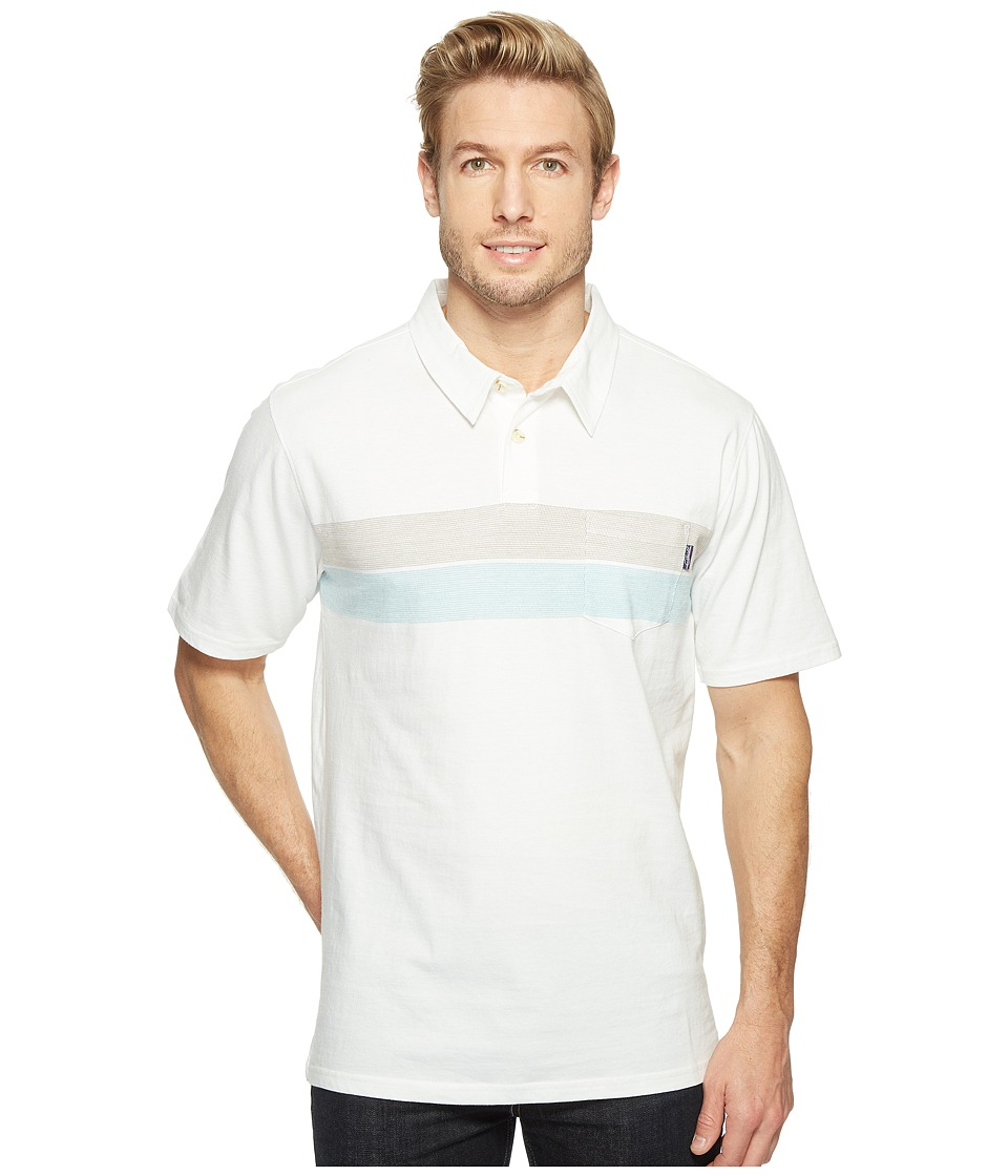 Jack O'Neill - Palomar Knit (White) Men's Clothing