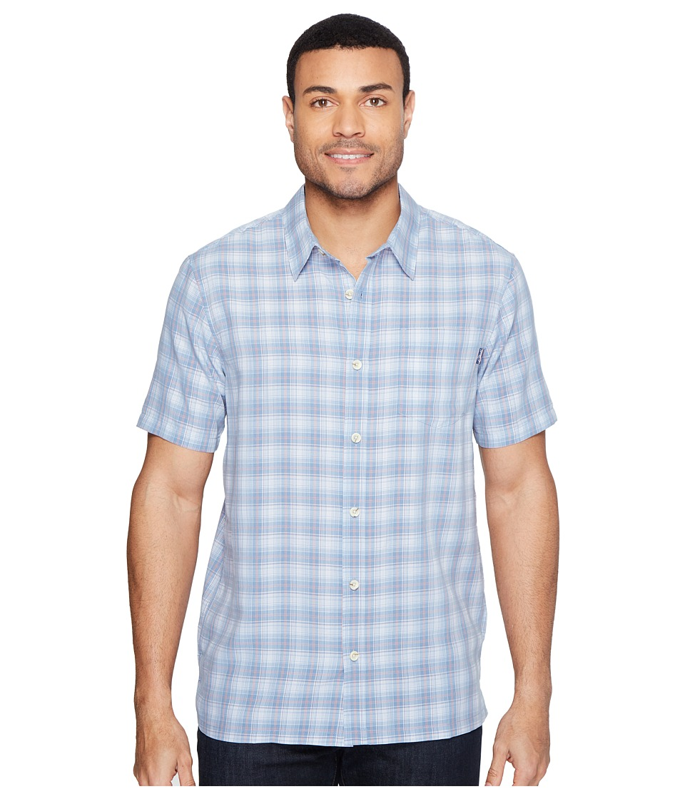 Jack O'Neill - Harper Woven (Captains Blue) Men's Clothing