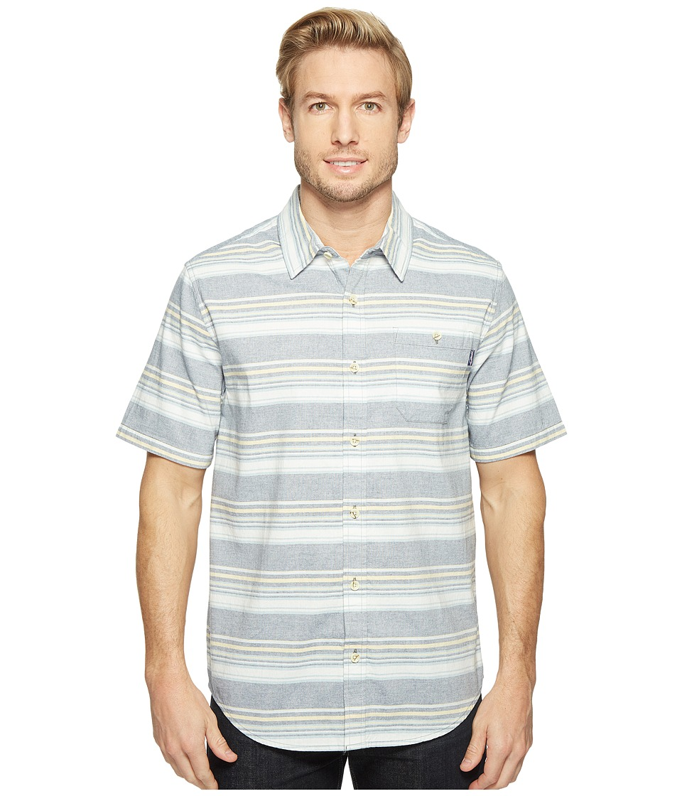 Jack O'Neill - Pura Vida Wovens (Navy) Men's Clothing