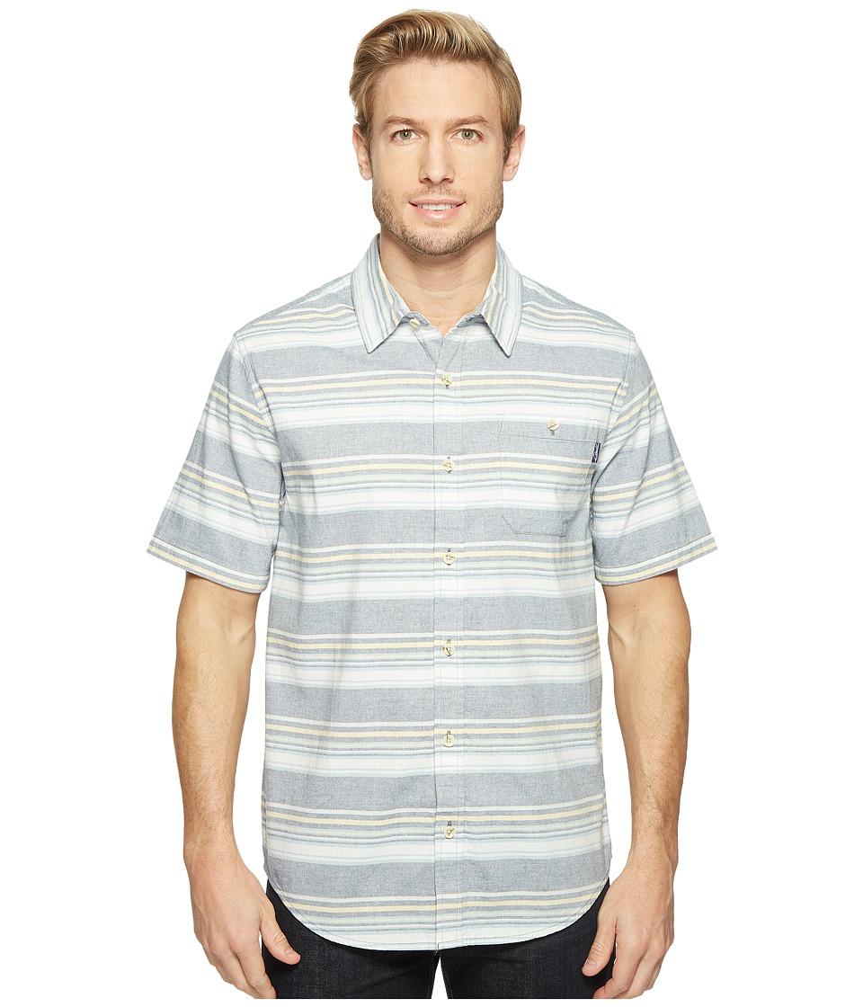 Jack O'Neill - Pura Vida Wovens (Navy) Men's Clothing