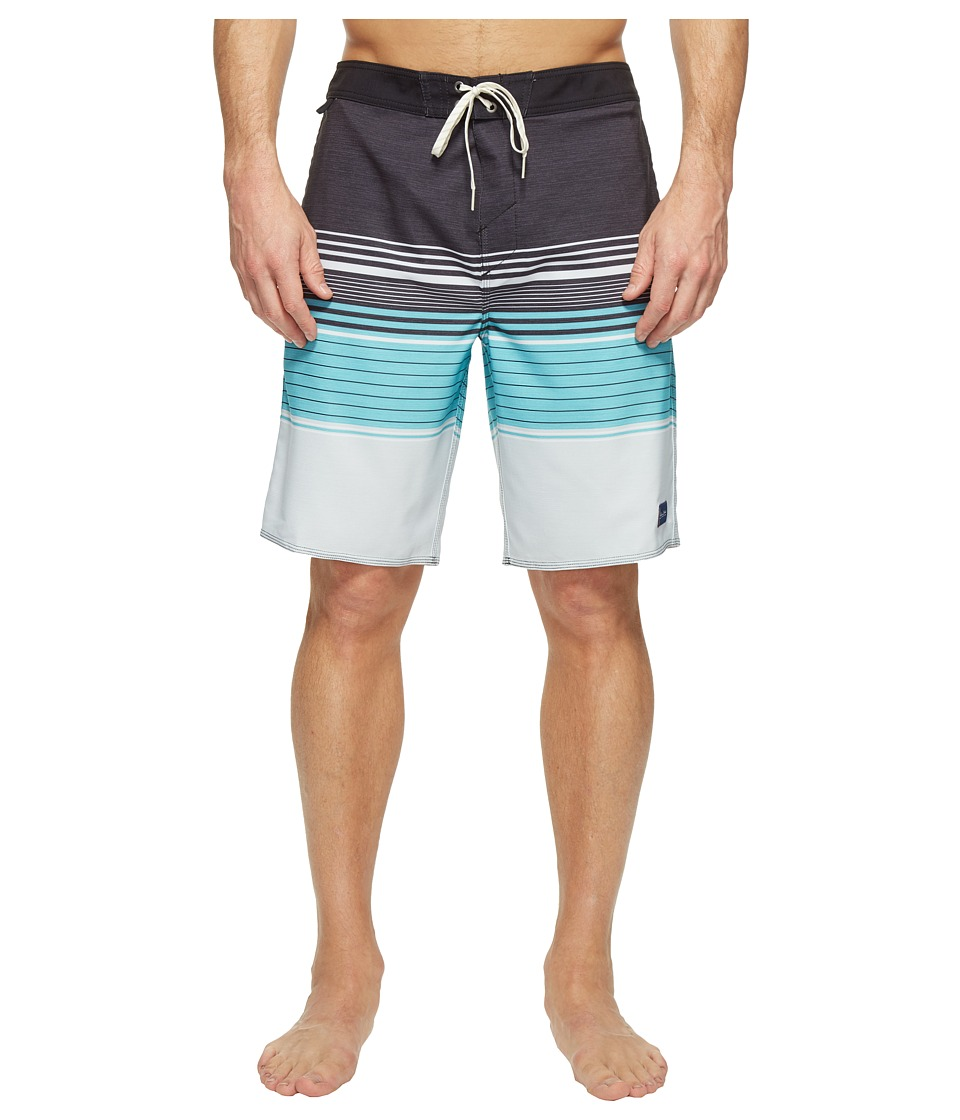 Jack O'Neill - Frontiers Boardshorts (Black) Men's Swimwear