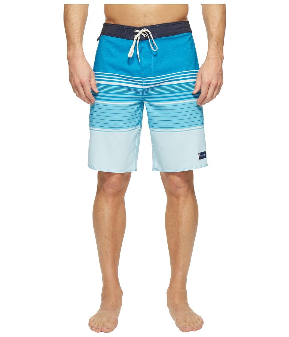 Jack O'Neill - Frontiers Boardshorts (Cobalt) Men's Swimwear