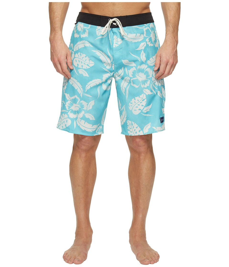 Jack O'Neill - Pacifica Boardshorts (Aqua) Men's Swimwear