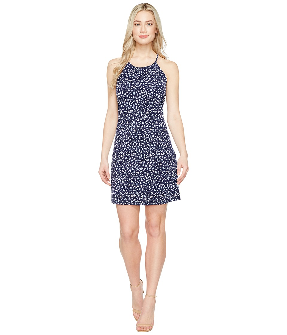 MICHAEL Michael Kors Clara Halter Dress (Cloud) Women