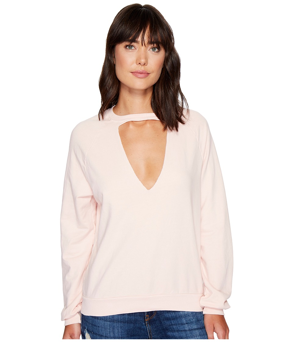 Project Social T - Bre Sweatshirt (MW Cameo Rose) Women's Sweatshirt