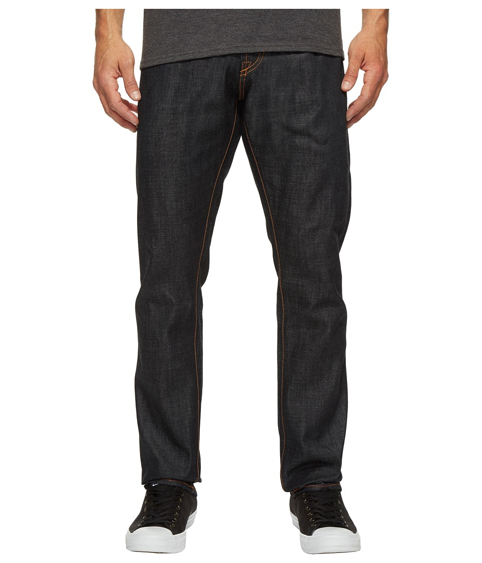 Jean Shop - Mick Slim Straight in Light Weight Raw Selvedge (Light Weight Raw Selvedge) Men's Jeans