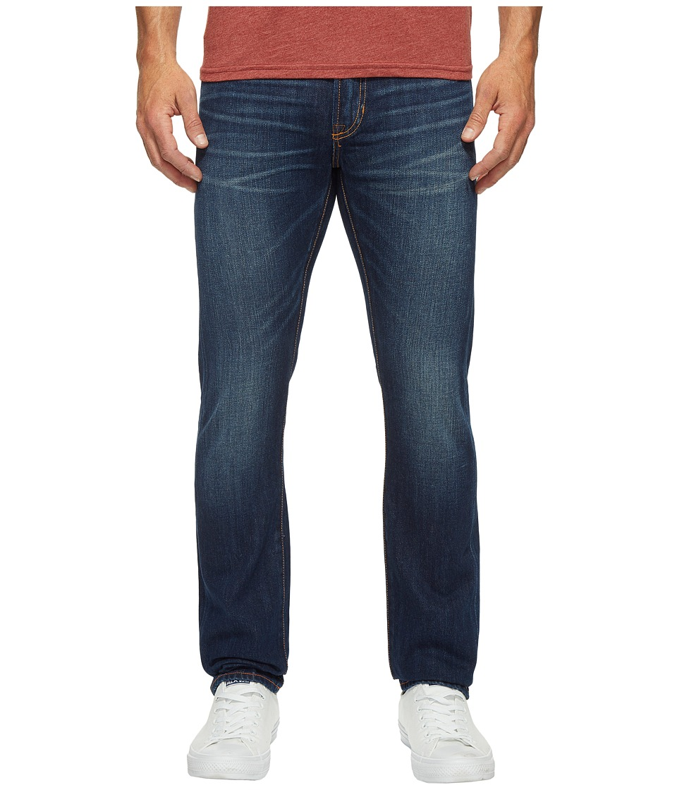 Jean Shop - Jim Slim in Dark Mid Wash Selvedge (Dark Mid Wash Selvedge) Men's Jeans