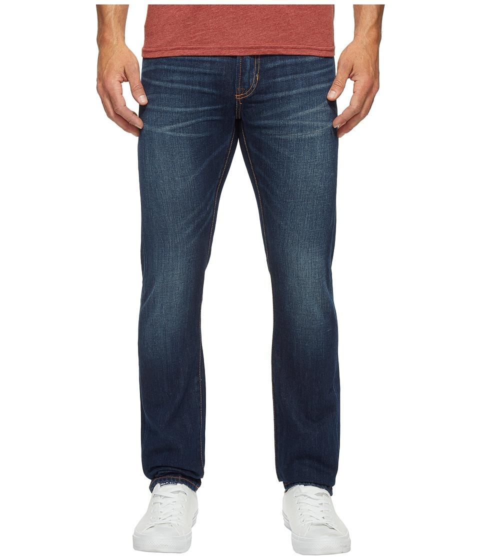 Jean Shop - Jim Slim in Dark Mid Wash Selvedge (Dark Mid Wash Selvedge) Men's Jeans