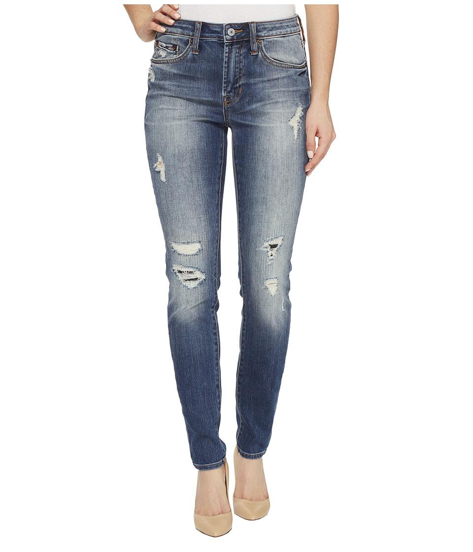 Jean Shop - Nikki Skinny Cutoff in Hobo (Hobo) Women's Jeans