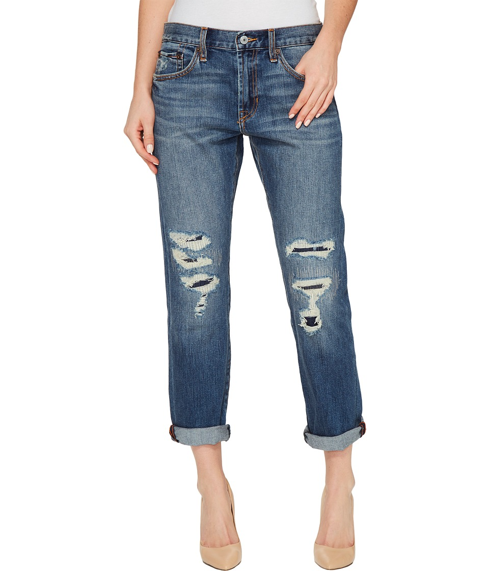 Jean Shop - Ellen Boyfriend in Hobo (Hobo) Women's Jeans