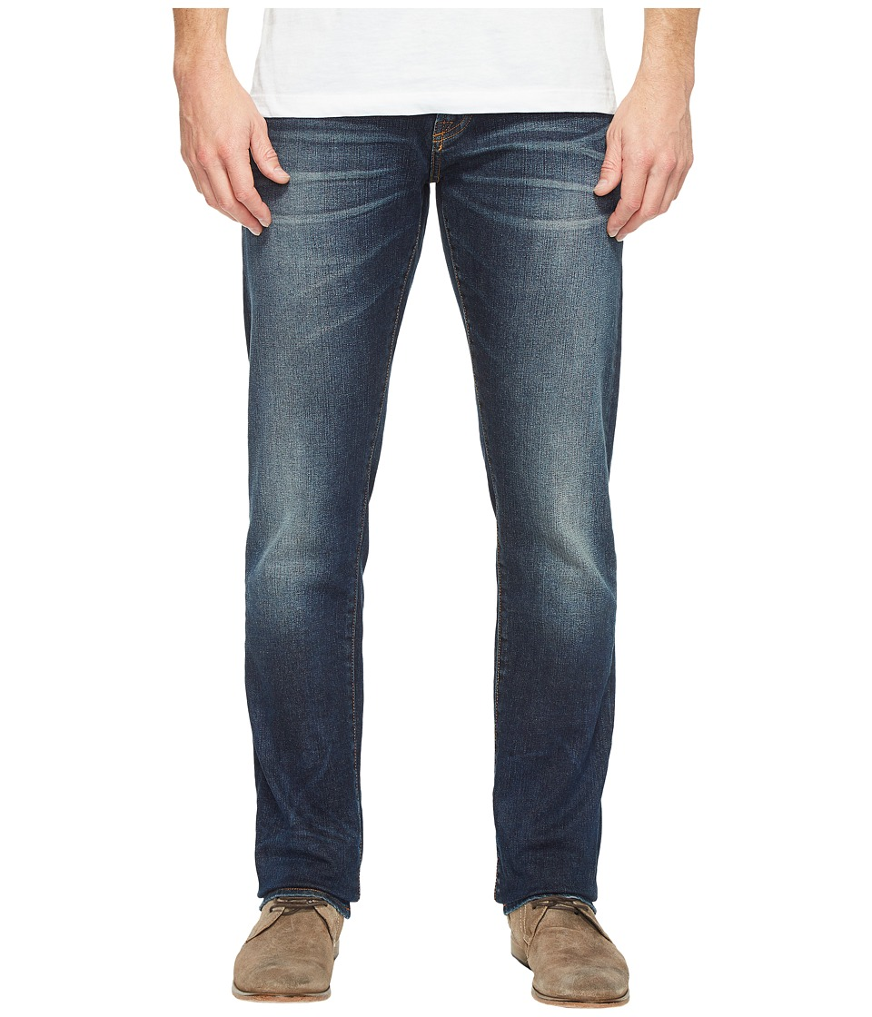 Jean Shop - Jim Stretch Slim in Hoboken Selvedge (Hoboken) Men's Jeans