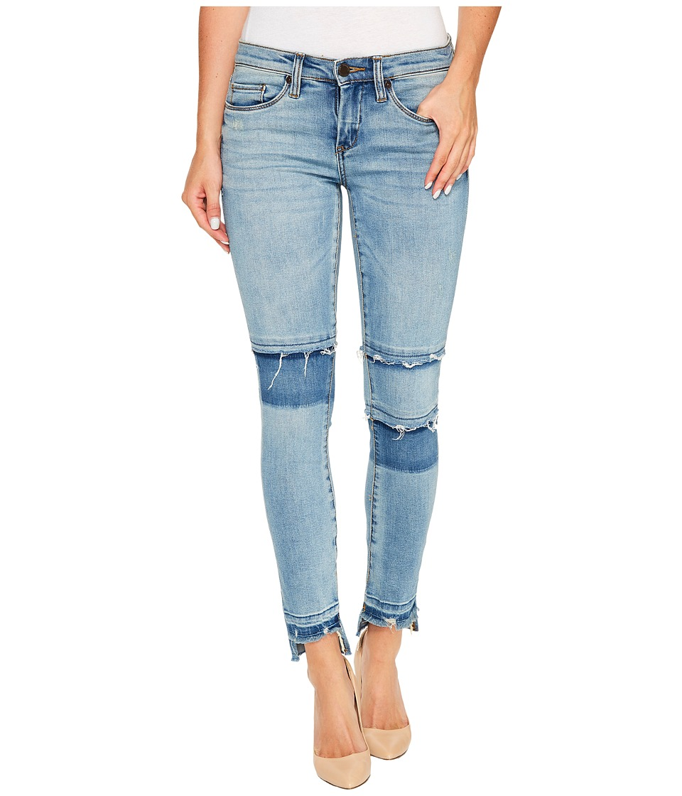 Blank NYC - Novelty Raw Edge Denim Skinny in Fancy That (Fancy That) Women's Jeans