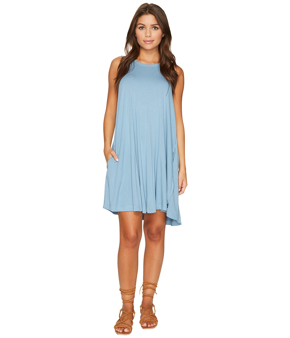 RVCA - Sucker Punch 2 Dress (Horizon) Women's Dress