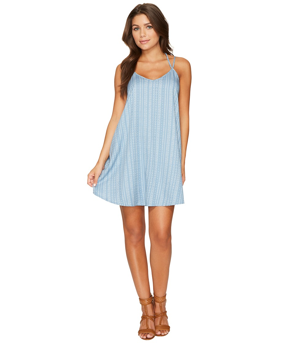 RVCA Drop Stop Dress (Horizon) Women