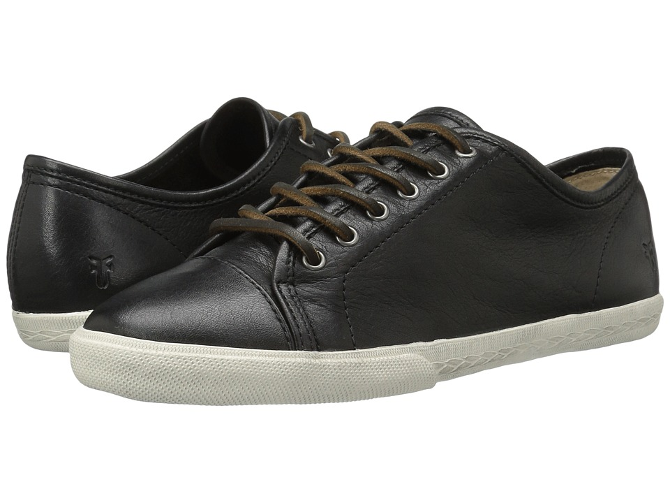 Frye - Mindy Low (Black) Women's Lace up casual Shoes