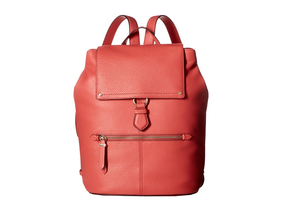 Cole Haan - Ilianna Backpack (Mineral Red) Backpack Bags