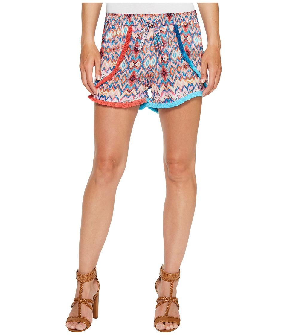 Tolani - Ophelia Shorts (Passion) Women's Shorts