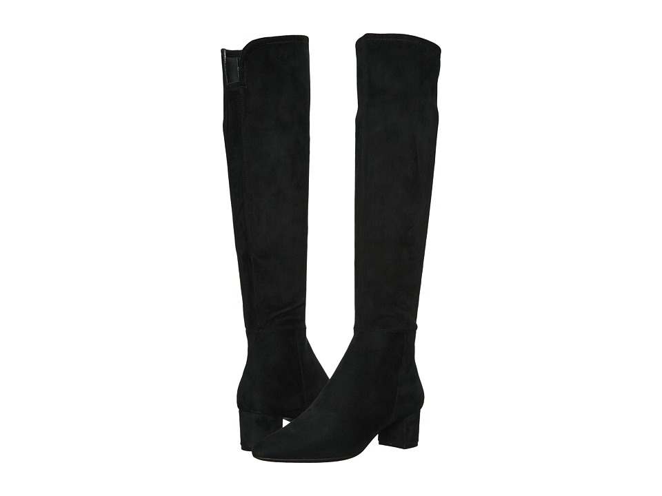 Rockport Caden Over the Knee Boot (Black Micros) Women