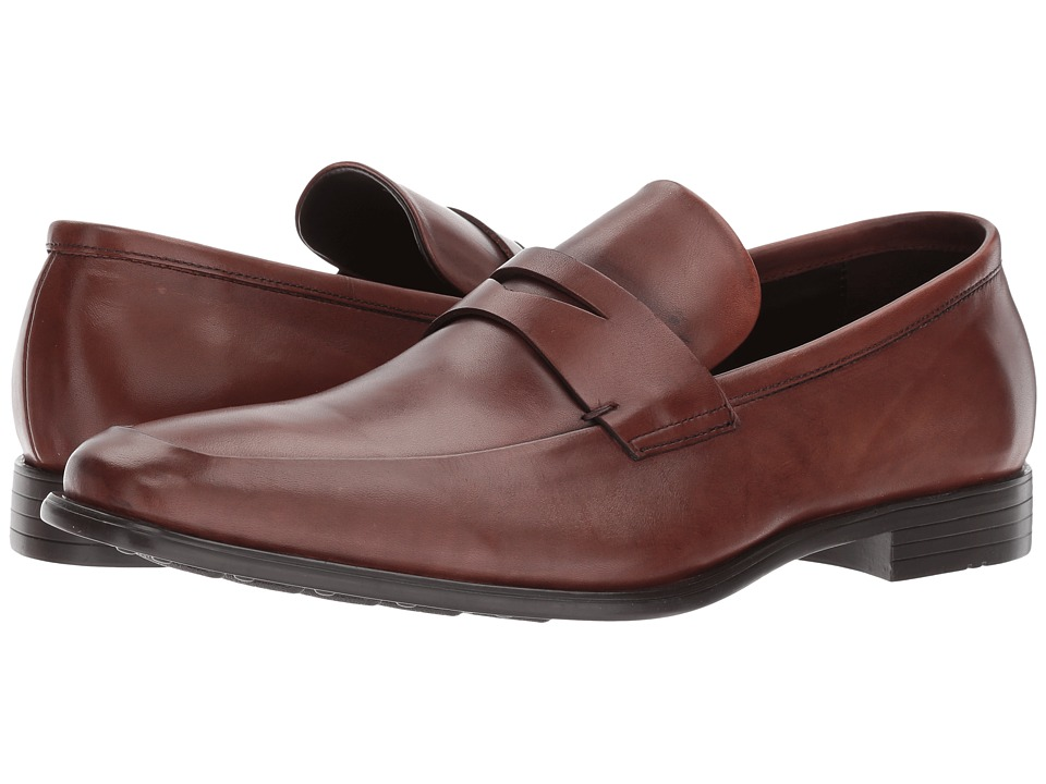 RUSH by Gordon Rush - Smith (Brandy) Men's Shoes