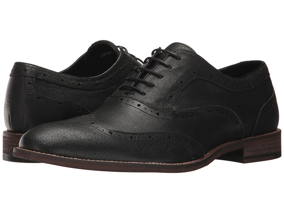 RUSH by Gordon Rush - Levitt (Black) Men's Shoes