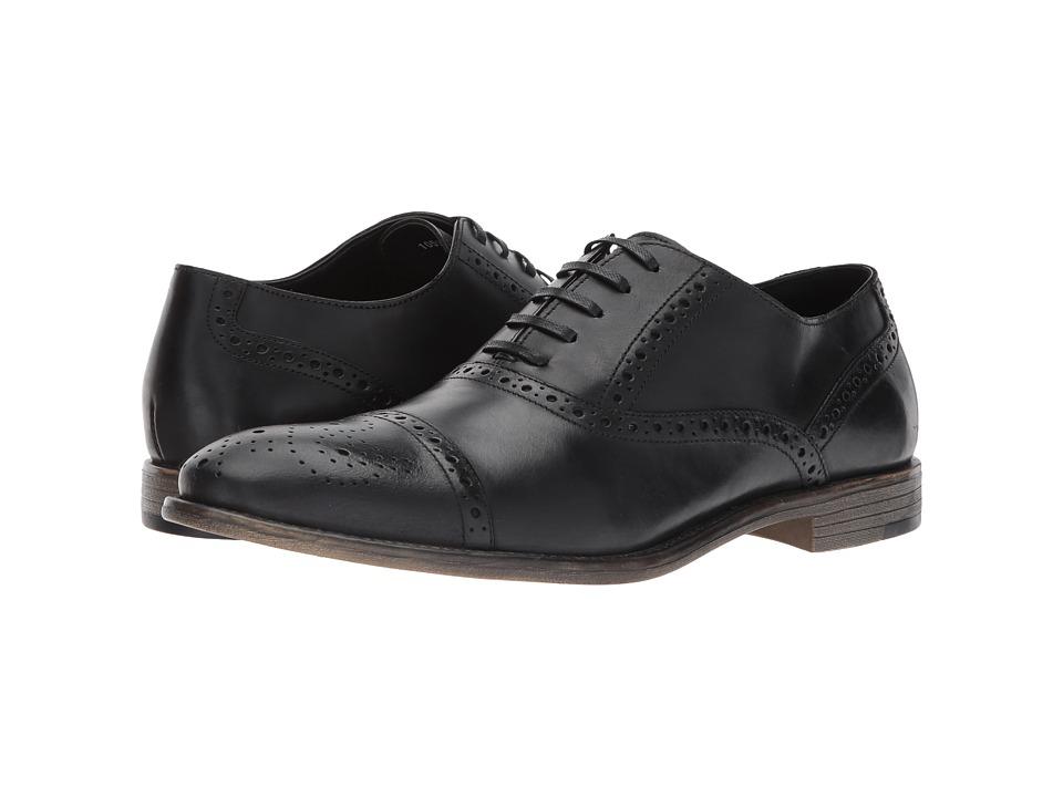 RUSH by Gordon Rush - Lydon (Black) Men's Shoes