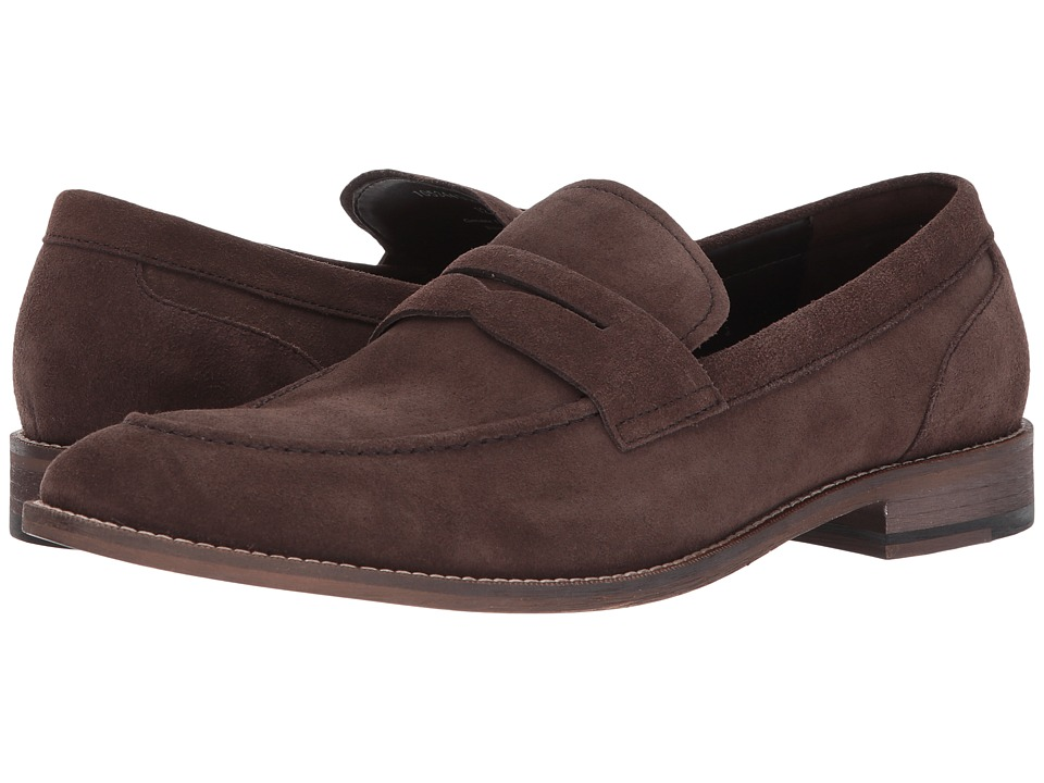 RUSH by Gordon Rush Vincent (Espresso Suede) Men