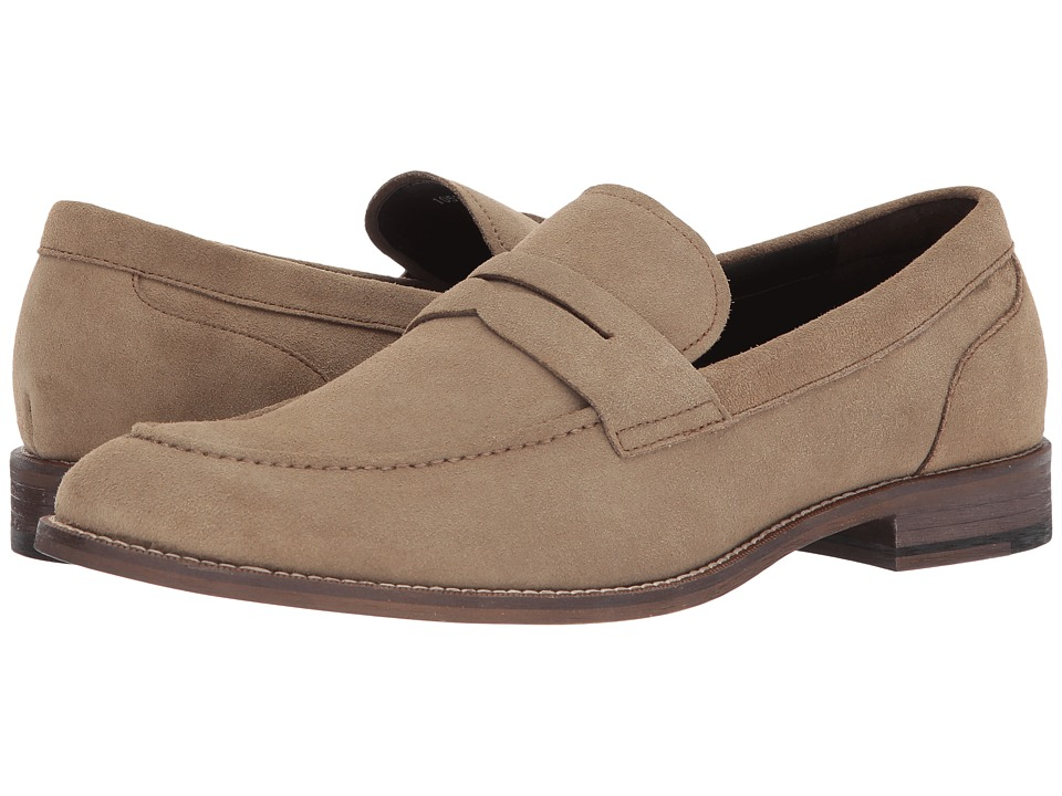 RUSH by Gordon Rush - Vincent (Sand Suede) Men's Shoes