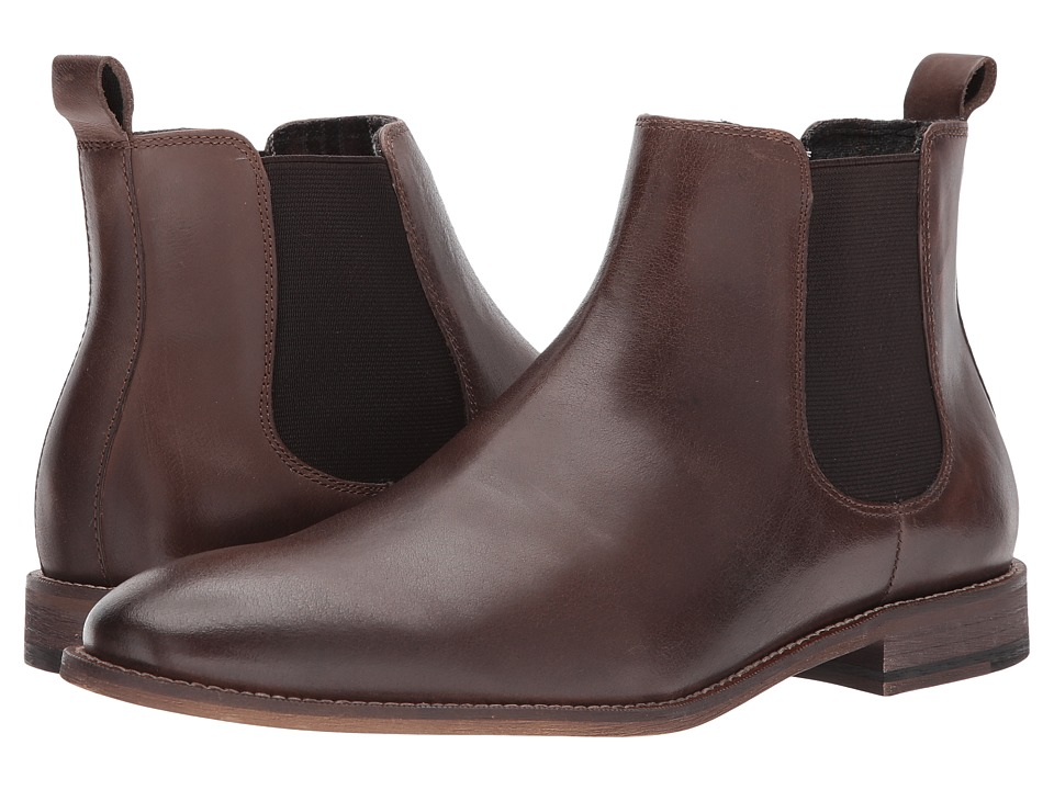 RUSH by Gordon Rush - Britton (Dark Brown) Men's Shoes