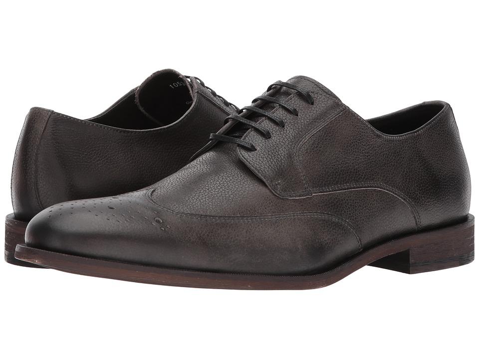 RUSH by Gordon Rush - Tyson (Grey) Men's Shoes