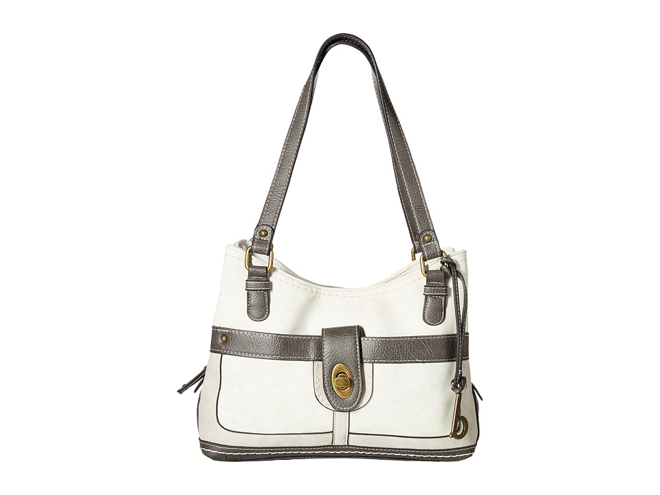 b.o.c. - Vandenburg Shopper (Cement/Dove/Elephant) Handbags