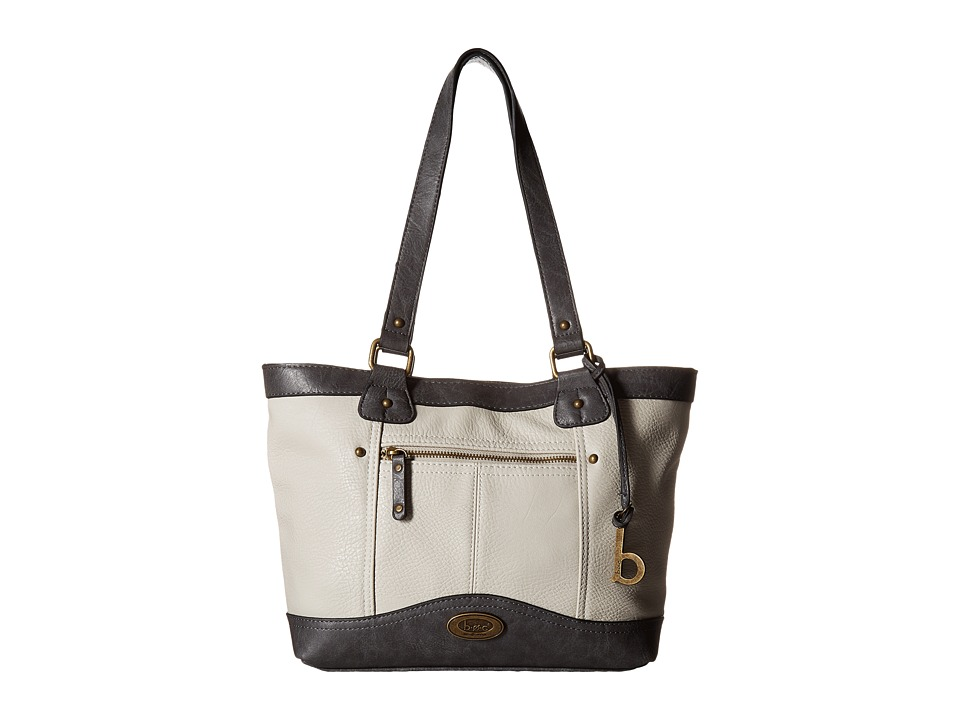 b.o.c. - Potomac Tote with Power Bank (Dove/Elephant) Tote Handbags