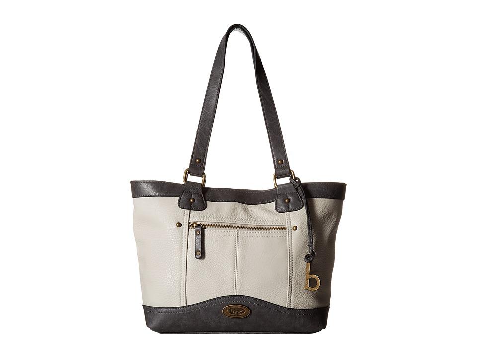 b.o.c. - Potomac Tote with Power Bank (Dove/Elephant) Tote Handbags