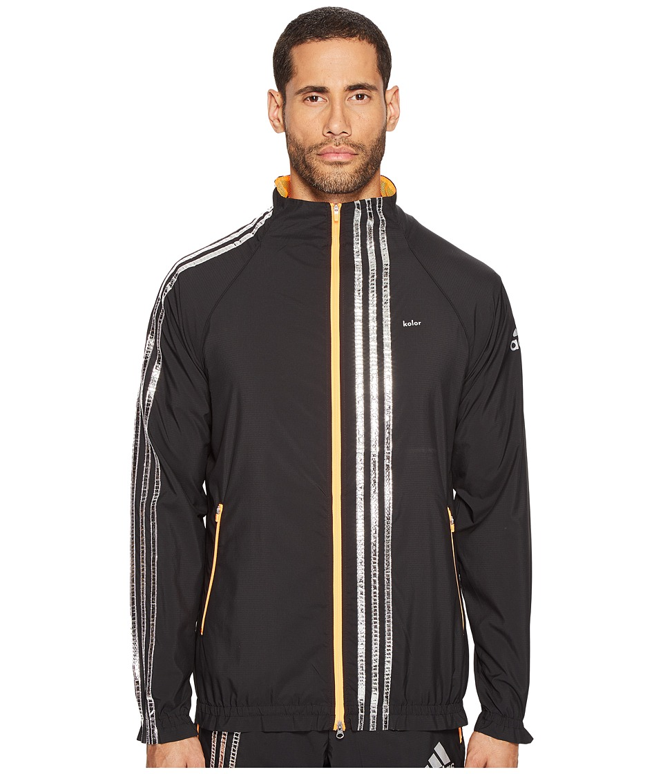 adidas x Kolor - Track Jacket (Black) Men's Coat