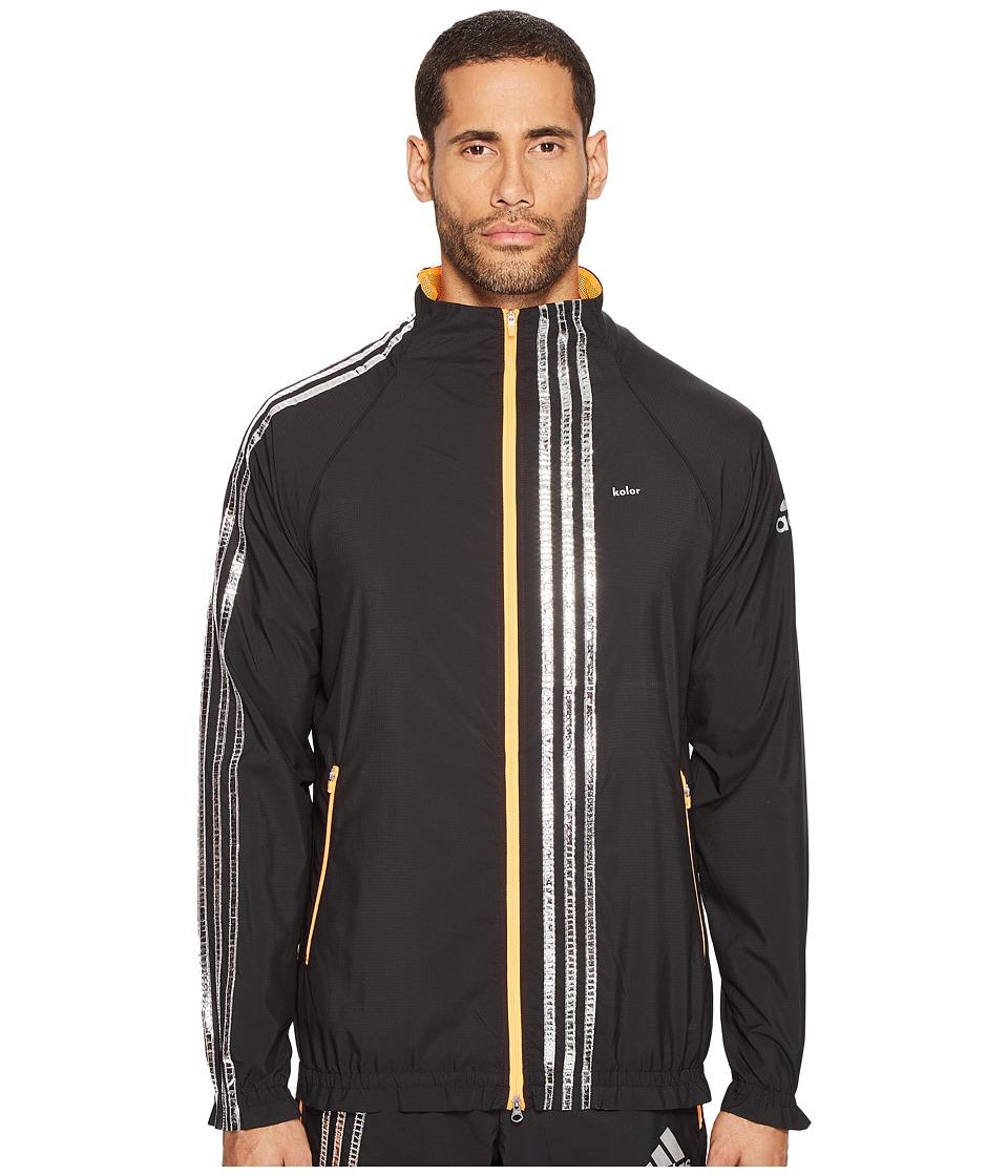 adidas x Kolor - Track Jacket (Black) Men's Coat
